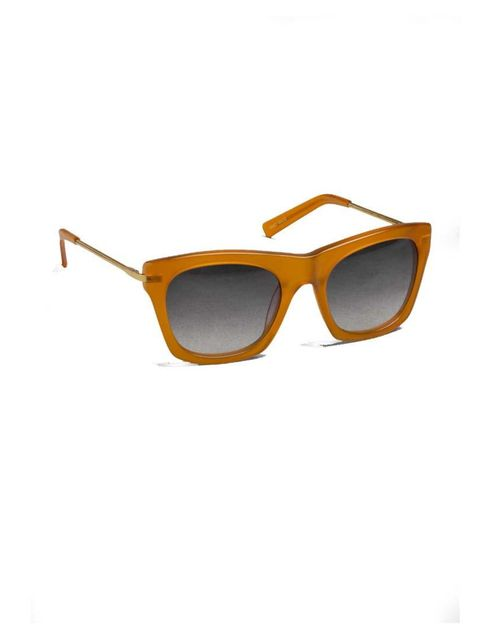 """<p>Flattering tone - even sans tan. </p><p>£45 by <a href=""""http://www.stories.com/Accessories/Sunglasses/Square_frame_sunglasses/582820-3357782.1"""">&OtherStories </a></p>"""