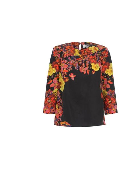 """<p>Erdem floral blouse, £492, at <a href=""""http://www.thecorner.com/gb/women/blouse_cod38272493no.html"""">thecorner.com</a></p>"""