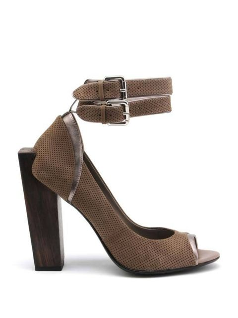"""<p> </p><p> </p><p>Architectural heels will give every outfit the wow factor so look to United Nude's statement pairs which have just arrived in Selfridges… United Nude block heels, £207, at <a href=""""http://www.selfridges.com/"""">Selfridges</a> </p>"""