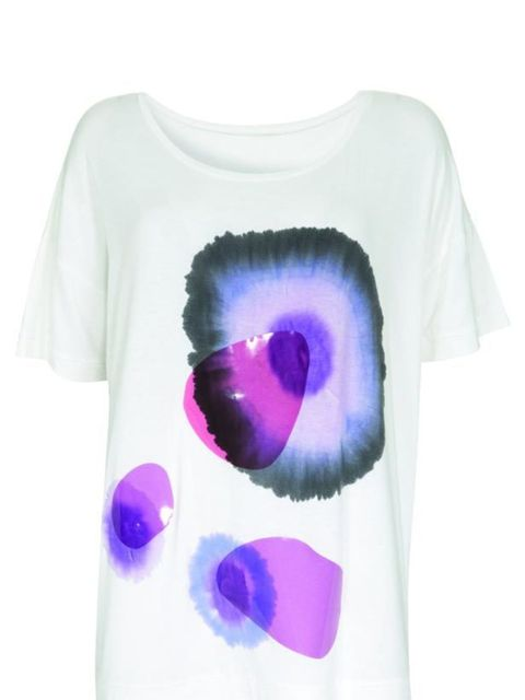 """<p>A selection of young international designers have just landed in Topshop. Our favourite? This festival-ready T-shirt by StarStyling… Starstyling printed T-shirt, £185, at <a href=""""http://www.topshop.com/webapp/wcs/stores/servlet/CatalogNavigationSearch"""