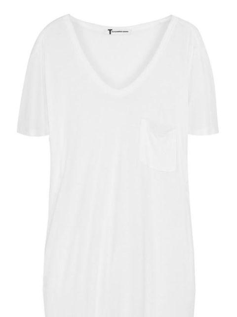 """<p>T by Alexander Wang t-shirt, £85, at <a href=""""http://www.net-a-porter.com/product/80405"""">Net-a-Porter</a></p>"""