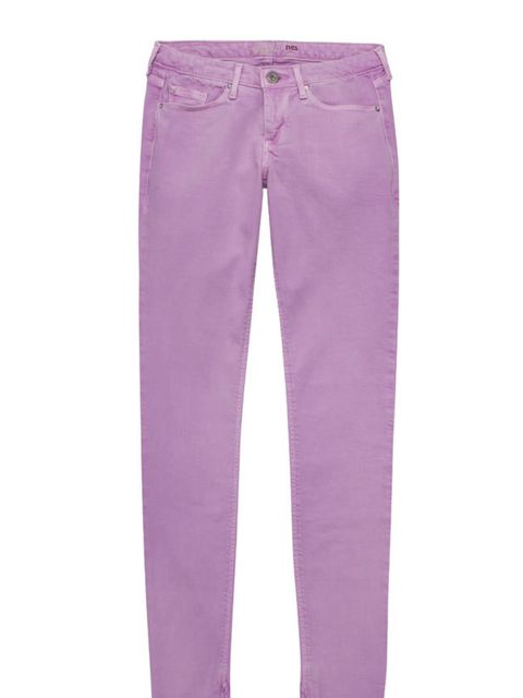 <p>Levi's lavender jeans, £80, for stockists call 01604 599 735</p>