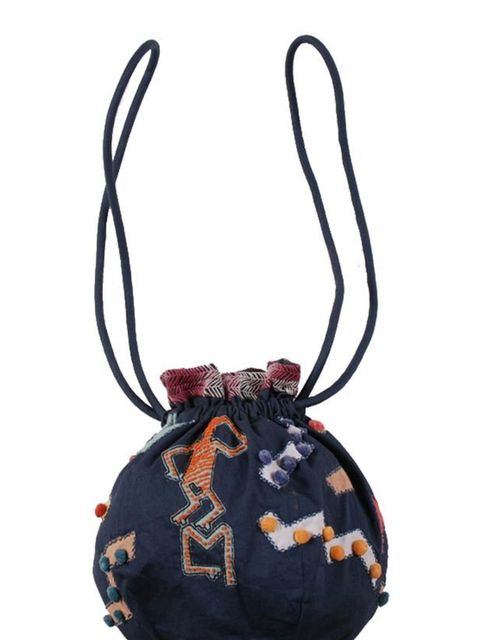 "<p>If, like us your mind is turning to summer holidays, then make this pouch bag your must-buy…Perks & Mini embroidered pouch bag, £92, at <a href=""http://goodhoodstore.com/?page=51&id=1994&type=womens"">Goodhood</a> </p>"
