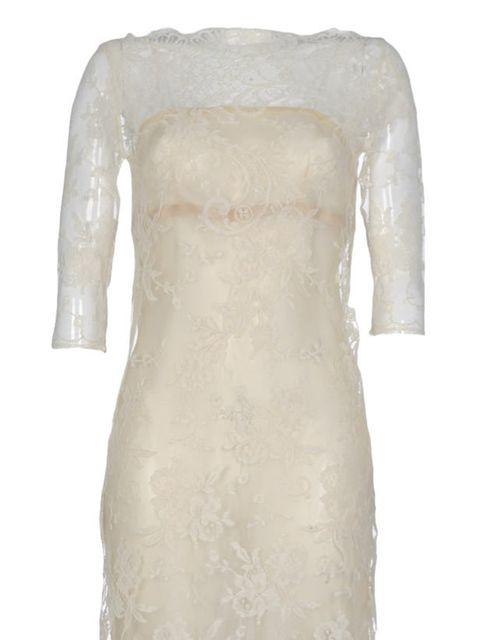 "<p>Charles Anastase lace dress, £680, at <a href=""http://www.thecorner.com/item/YOOX/CHARLES+ANASTASE/dept/tcwoman/tskay/582B0E9B/rr/1/cod10/34198312RC/sts/sr_tcwoman3"">thecorner.com</a></p>"