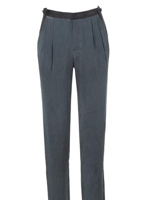 "<p>Teatum Jones tuxedo pants, £595, order through the website <a href="""">www.teatumjones.com</a></p>"