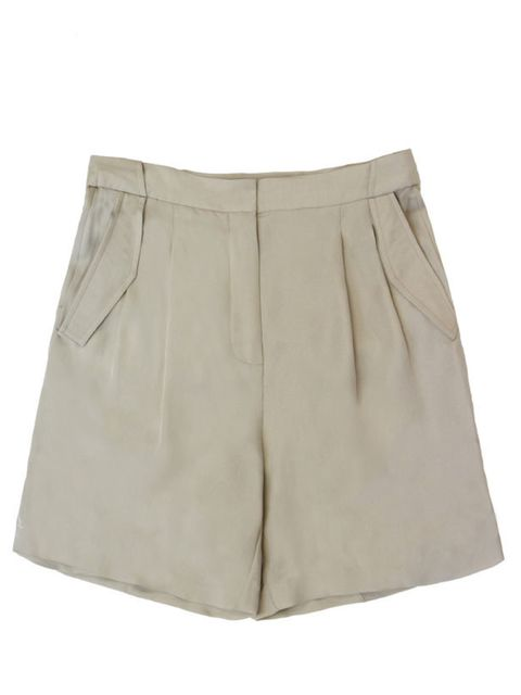 <p>The Only Son silk shorts, £148, for stockists call 0207 739 9990</p>