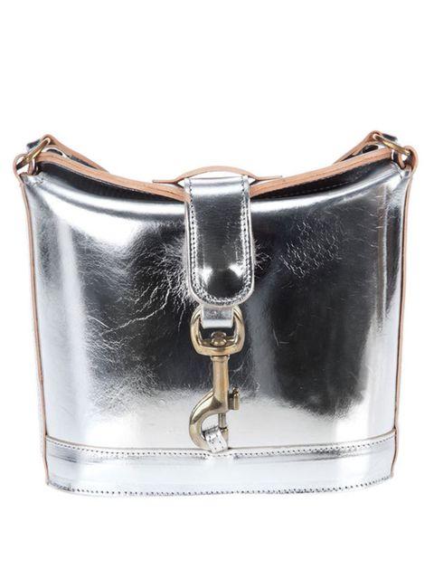 """<p>Peter Jensen 'Angela' shoulder bag, £239, at <a href=""""http://www.farfetch.com/shopping/women/peter-jensen/item10074727.aspx"""">farfetch.com</a></p>"""