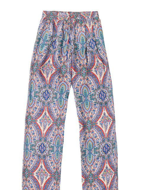 "<p><a href=""http://www.zara.com/webapp/wcs/stores/servlet/product/uk/en/zara-S2011/61139/355507/WIDE%2BPRINTED%2BTROUSERS"">Zara</a> wide-leg printed trousers, £59.99</p>"
