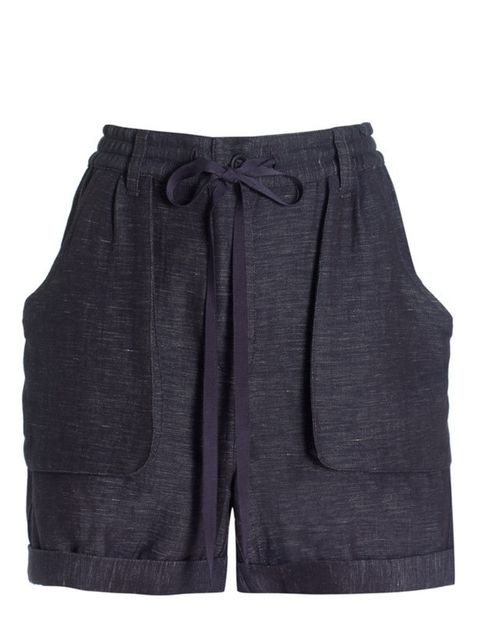 <p>Studio Nicholson ribbon tie shorts, £165, at The Shop at Bluebird, for stockists call 0207 351 3873</p>