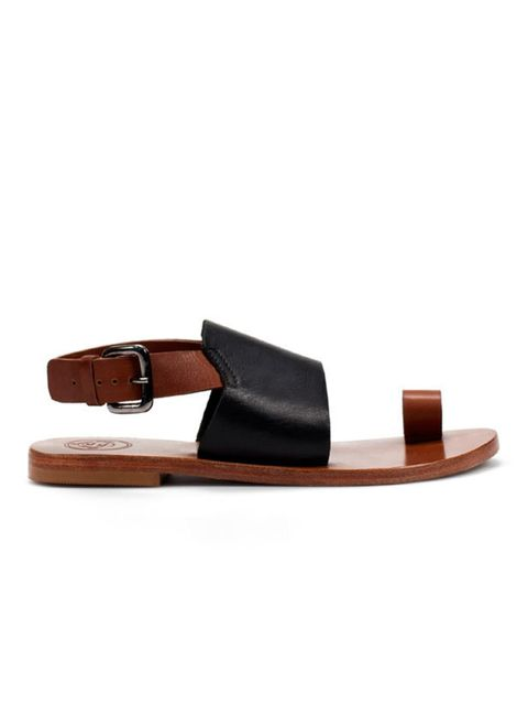 "<p><a href=""http://www.zara.com/webapp/wcs/stores/servlet/product/uk/en/zara-S2011/61144/197824/BUTTONED%2BSANDAL"">Zara</a> buckled sandals, £49.99</p>"