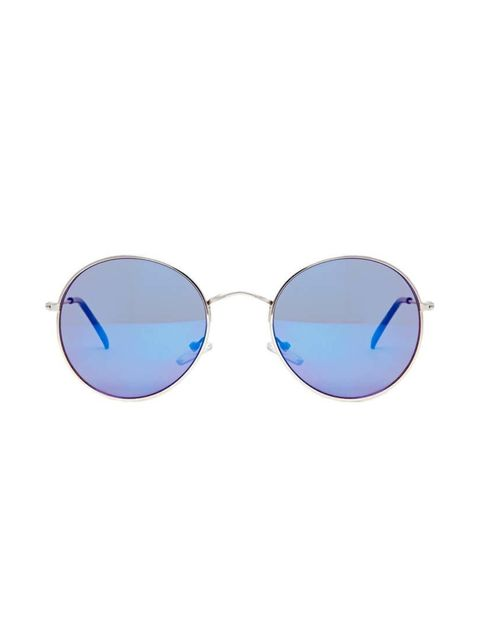"<p>Bored of classic sunnies? Brave a mirrored lens instead.</p>  <p>Quay sunglasses, £27 at <a href=""http://www.asos.com/Quay-Australia/Quay-Australia-Modstar-Mirror-Round-Sunglasses/Prod/pgeproduct.aspx?iid=5270436&cid=17075&sh=0&pge=0&pgesize=36&sort=-1"