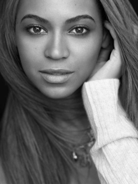 <p>Beyonce for Chime for Change</p>