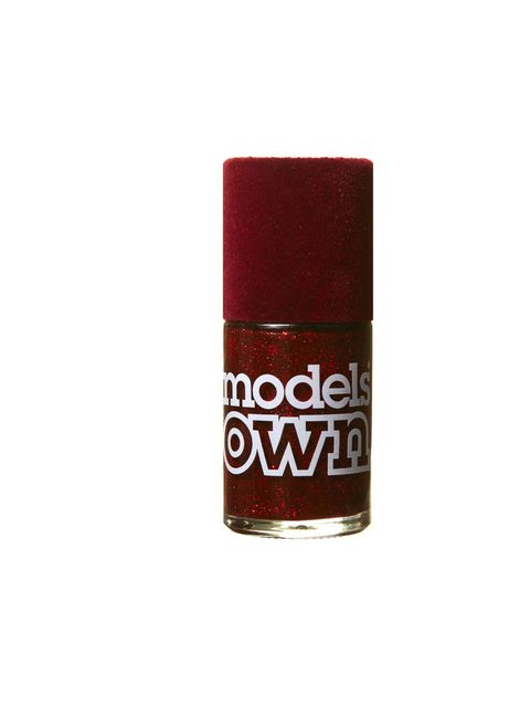"<p><a href=""http://www.modelsownit.com"">Model's Own Nail Polish in Sardonyx, £5</a></p>"