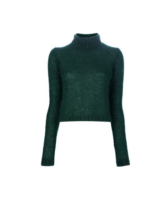 "<p>Dondup cropped mohair polo neck jumper, £168.76, at Farfetch</p><p><a href=""http://shopping.elleuk.com/browse?fts=dondup+polo+neck"">BUY NOW</a></p>"