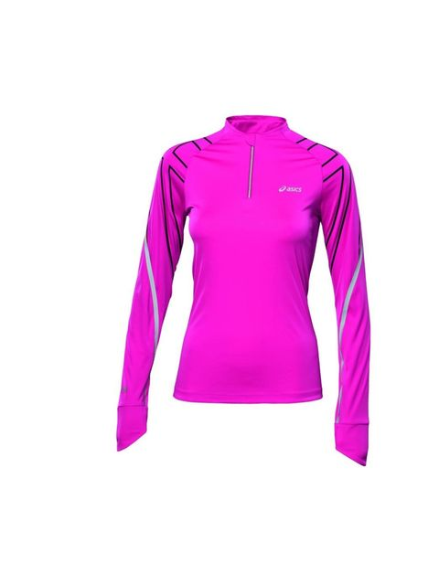 "<p><a href=""http://www.asics.co.uk/Shop/Women/AKASHI-LONG-SLEEVE-HALF-ZIP-TOP/p/0010174184.0692"">Asics Akashi Long-sleeve Half-zip Top, £45.50</a></p><p>Not only is this top in the sale (it was originally £65) it keeps you warm and dry, protects from UV r"