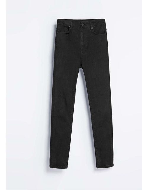 "<p>A pair of black skinny jeans: wardrobe staple! </p><p><a href=""http://www.zara.com/uk/en/new-collection/woman/trousers/slim-fit-jeans-c358005p1668269.html"">Zara</a>, £35.99</p>"