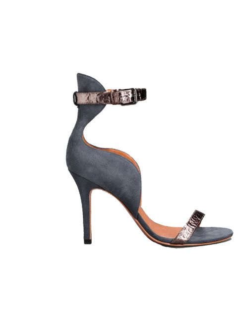 """<p>The cut away side on these make for a modern take on the party sandal</p><p><a href=""""http://www.stories.com/Shoes/Sandals/Suede_sandals/582737-1992757.1"""">&OtherStories</a> Grey cut away sandal £55</p>"""