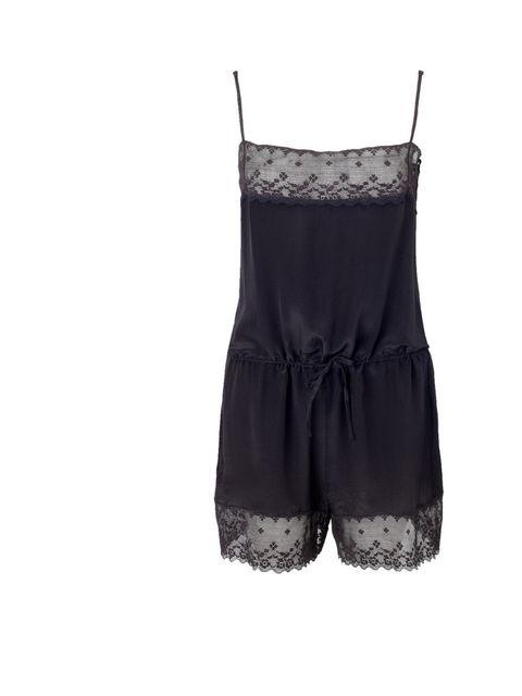 """<p>Aloe black crepe lace playsuit, £155 at Avenue 32</p><p><a href=""""http://www.avenue32.com/clothing/all-clothing/black-crepe-lace-playsuit-17901.html"""">BUY NOW</a></p>"""