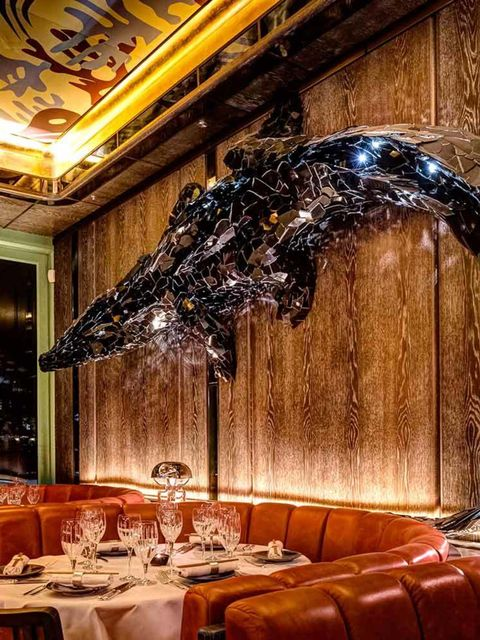 <p>FOOD: Sexy Fish</p>  <p>When a fish restaurant&rsquo;s launch is attended by Kate Moss, Rita Ora ( who was shot as a mermaid for the pre publicitiy) and Matthew Williamson, you&#39;d assume it serves up far more than your average scampi and chips. And