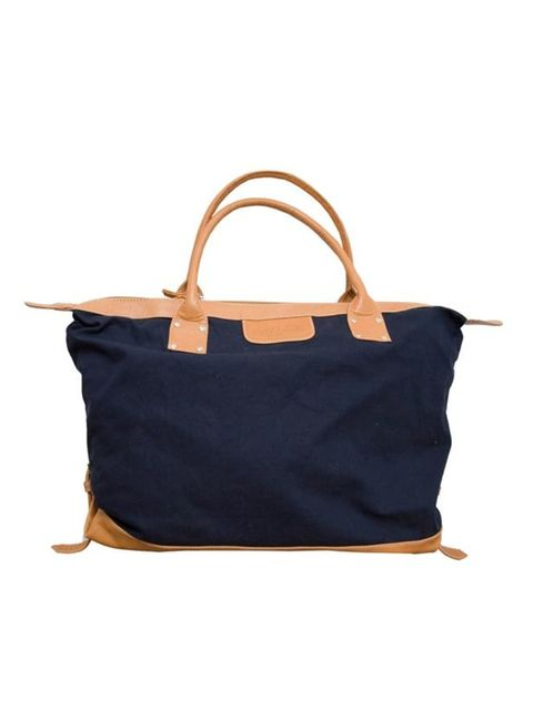 """<p>If you're planning any weekend mini breaks this summer, make sure you travel in style by investing in a new bag. Melabelle is our top recommendation… <a href=""""http://www.melabelle.com/"""">Melabelle</a> navy bag, £98</p>"""
