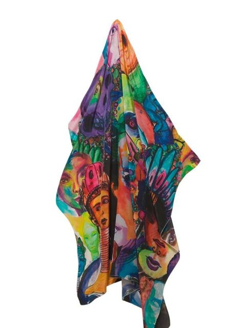 <p>Continuing their support for British art talent, the Twenty8Twelve ladies have teamed up with Central Saint Martin's graduate Gary Card. The result? An instant hit of colour printed onto T-shirts and silk scarves… Gary Card for Twenty8Twelve printed sc