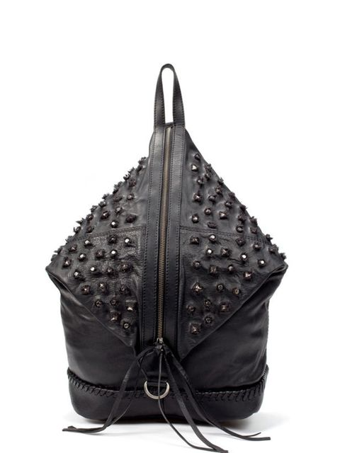 "<p><a href=""http://www.zara.com/webapp/wcs/stores/servlet/product/uk/en/zara-S2011/61145/313533/HANDBAG%2BWITH%2BCOVERED%2BSTUDS"">Zara</a> studded leather bag, £109</p>"