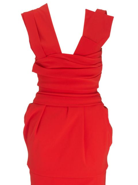 """<p>Preen bandage dress, was £809 now £399, at <a href=""""Preen%20Power%20Bandage%20Dress"""">Harrods</a></p>"""