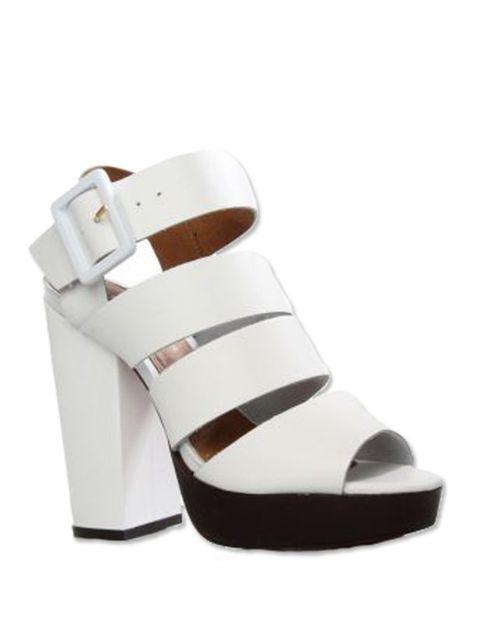 """<p><a href=""""http://www.kurtgeiger.com/online-shop/214808-kg-joney"""">Kurt Geiger</a> block heel sandal, £140</p>"""