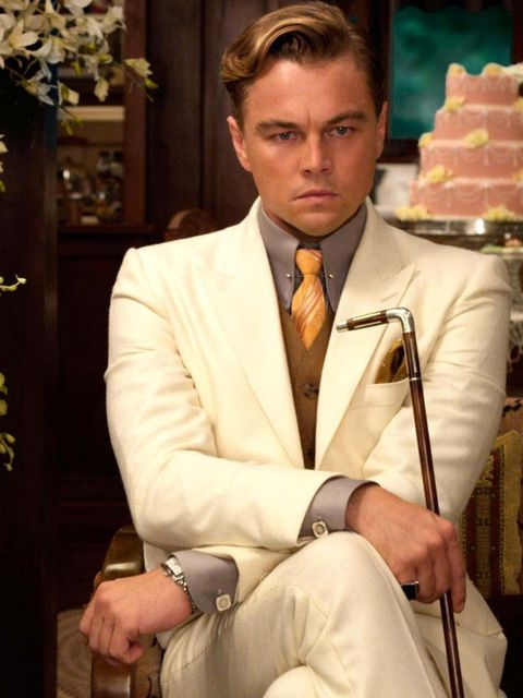 <p><strong>Jay Gatsby: ELLE Man of the Week</strong></p><p>We love a man who knows how to throw a really ostentatious party. Lavish us broads with enough bootleg liquor and jazz and we'll happily turn flapper for the night.</p><p>We also have a penchant f