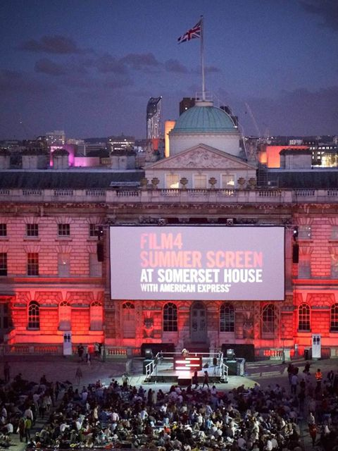 "<p>Classics movies, picnics and surround sound make <a href=""http://www.elleuk.com/star-style/news/film-four-at-somerset-house-london-outdoor-open-air-cinema-screening-premieres-about-time-and-prince-avalanche"">Somerset House's</a> outdoor cinema an unmis"
