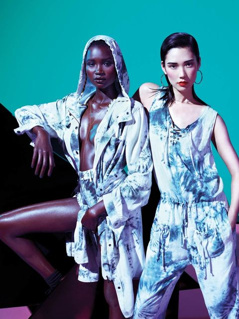 "<p>If you didn't get enough of <a href=""http://www.elleuk.com/fashion/news/rihanna-pharrell-williams-erin-wasson-styled-to-rock-tv-show"">RiRi</a>'s designs first time round, you'll be pleased to hear this week sees the drop of <a href=""http://www.elleuk.c"