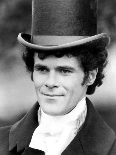 <p>David Rintoul set many hearts a-flutter in the 1980 tv adaptation</p>