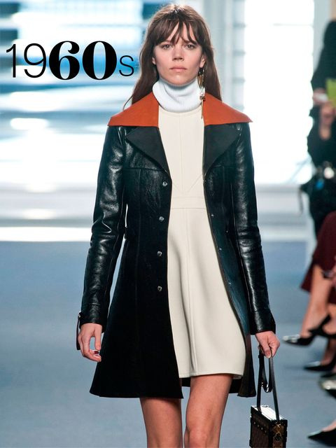 <p>Sixties reboot</p><p>This is no retro rehash: the shapes of the 1960s have been propelled into 2014, thanks to modern, fresh fabrics.</p><p>Louis Vuitton a/w 2014</p>