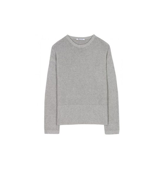 "<p>T by Alexander Wang knit pullover, £129, at <a href=""http://www.mytheresa.com/uk_en/knit-pullover-139442.html"">mytheresa.com</a></p>"