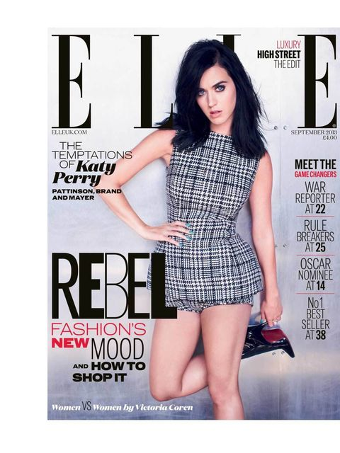 "<p><strong>ELLE September issue </strong></p><p>Grab yourself a copy of the <a href=""http://www.elleuk.com/magazine"">September</a> issue of ELLE before it goes of the shelves on Wednesday. Not to be missed!</p>"