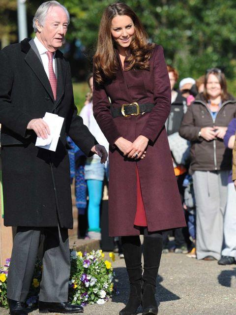 <p>Kate Middleton visits Newcastle</p>