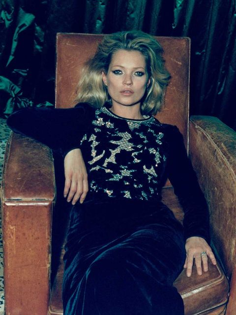 <p>Kate Moss for Centrefold</p>