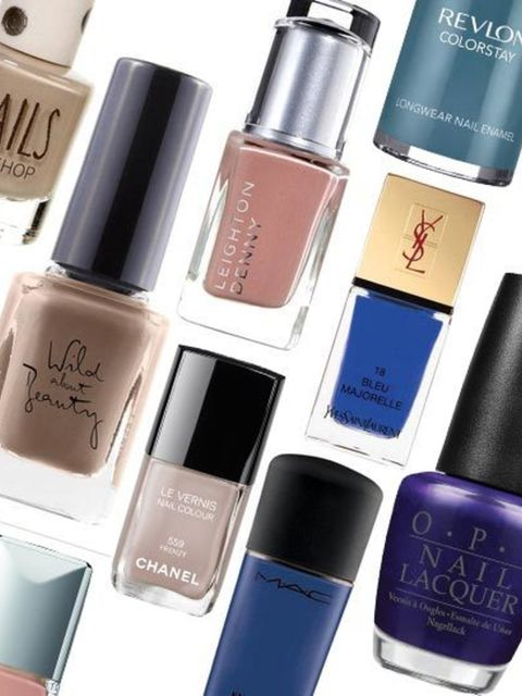 <p>This season, two stand-out nail trends gripped the catwalk – chic nudes and rich blues. Autumn/winter 12 sees a battle of the manicure shades, nude and blue go head-to-head in the fight for the 'It nail shade' accolade. But which trend will you be flau