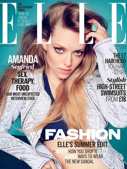 &lt&#x3B;p&gt&#x3B;There is something so effortlessly sexy about a soft, smudgy smoky brown eye and a simple sweep of natural sheen on the lips. It is the sultry look Amanda Seyfried is working on this month&rsquo&#x3B;s cover of ELLE and quite frankly it&rsquo&#x3B;s the be
