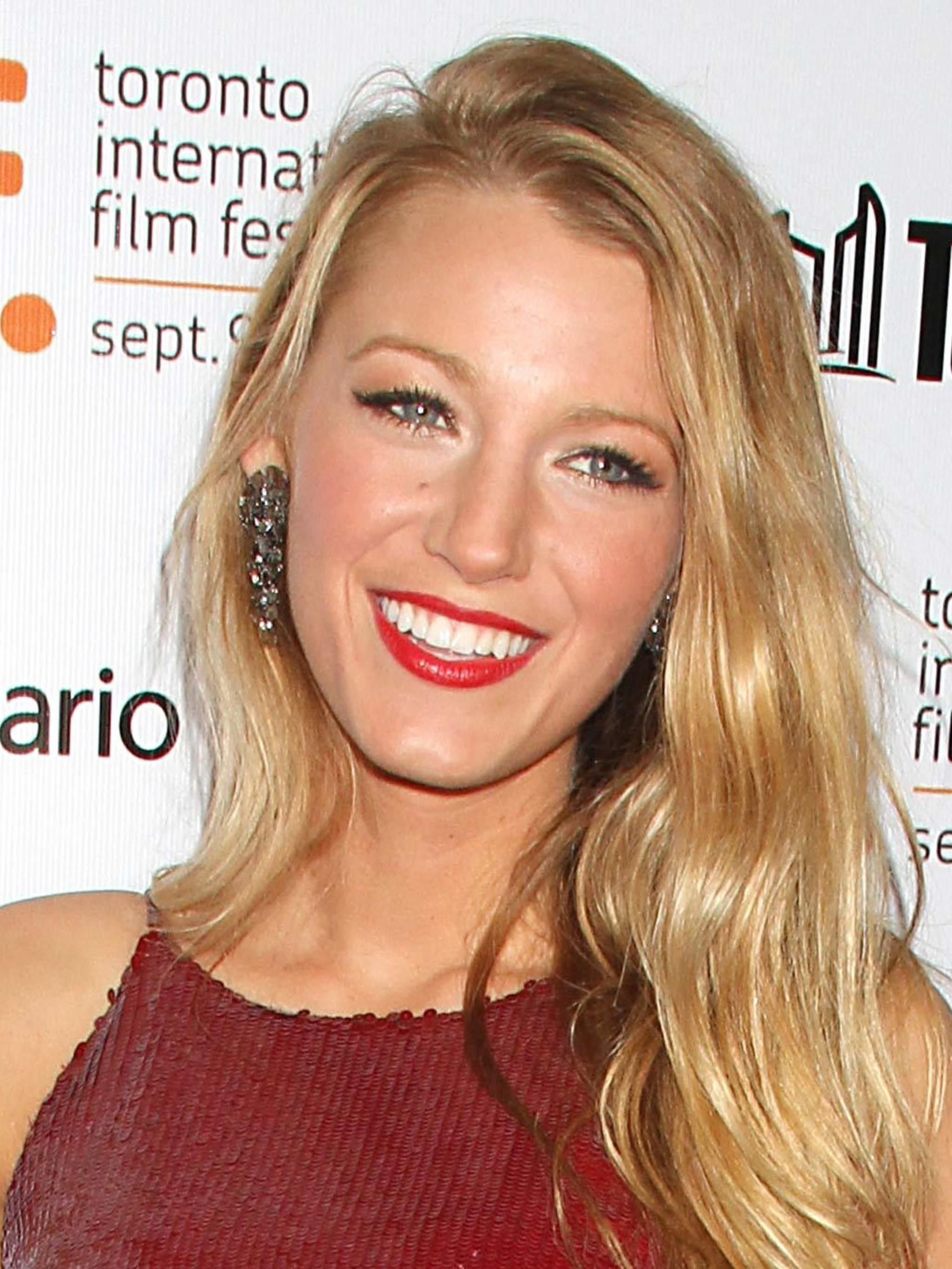 40cd0967b63 Blake Lively is Gucci s latest face
