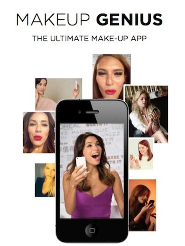 L Rsquo Oreal S Makeup Genius App