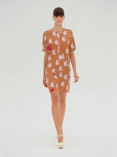 <p>A Victoria by Victoria Beckham dress available at Harvey Nichols.</p>