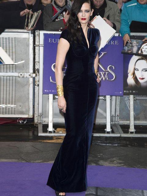 <p>Eva Green in Tom Ford</p>