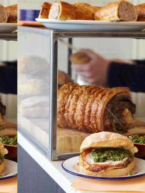 <p><strong>FOOD: Blackfoot – Pork Restaurant</strong></p><p>Located in Exmouth Market, Blackfoot offers the tastiest of menus filled with pork themed treats including Pulled Pork Tacos, Ribs, Porchetta and Belly Pork. V