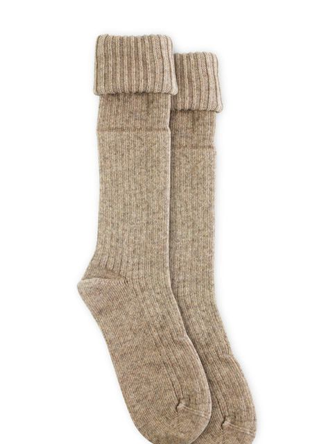 <p>Oroblu cashmere socks, £24.95, for stockists call 0207 940 7185</p>