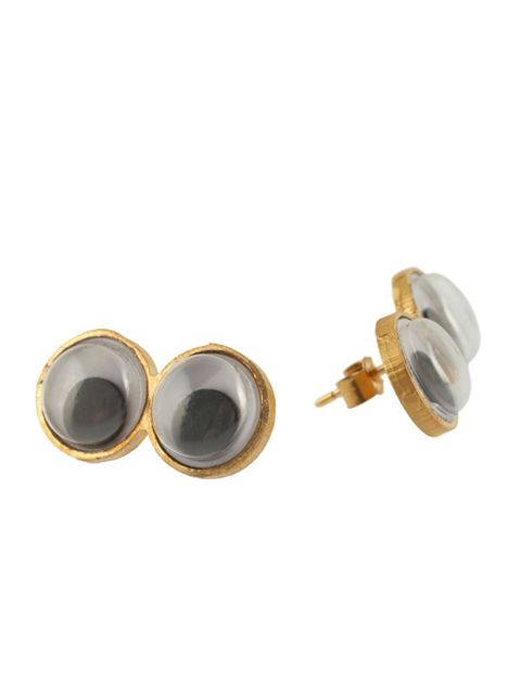 "<p>Staying true to her fun, playful aesthetic, Louise Gray's debut jewellery collection is completely bonkers. And we love it... Louise Gray for ASOS googly eye earrings, £45, at <a href=""http://www.asos.com/Women/A-To-Z-Of-Brands/Louise-Gray/Cat/pgecateg"