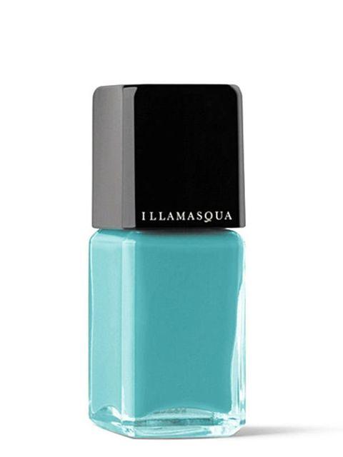 """<p><a href=""""http://www.illamasqua.com/shop/catalogue/category/nails/products/nail-varnish/31/"""">Illamasaqua</a> nail varnish in 'Muse', £13.50</p>"""