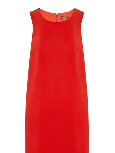 <p>DKNY crepe shift dress, £230, at Net-a-Porter</p>