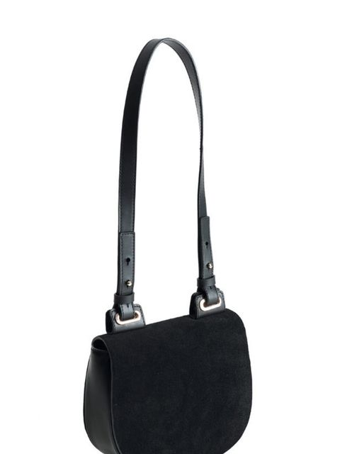 <p>Raoul 'Jean' saddle bag, £181, at Fenwick, for stockists call 0207 629 9161</p>