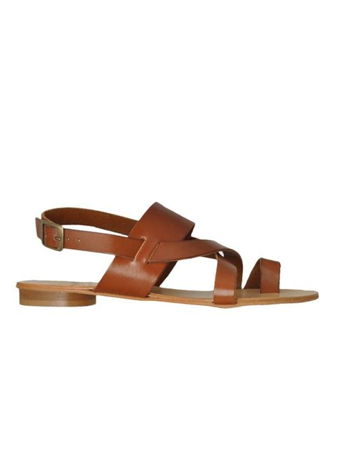 "<p>Loft leather sandals, £45, at <a href=""http://www1.yoox.com/item/YOOX/LOFT/dept/women/tskay/B84CE7A2/rr/1/cod10/44336995AT/sts/sr_women80"">Yoox</a></p>"